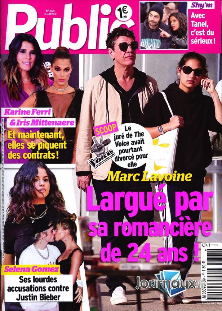 Marc Lavoine Largue Par Sa Compagne Selon Public