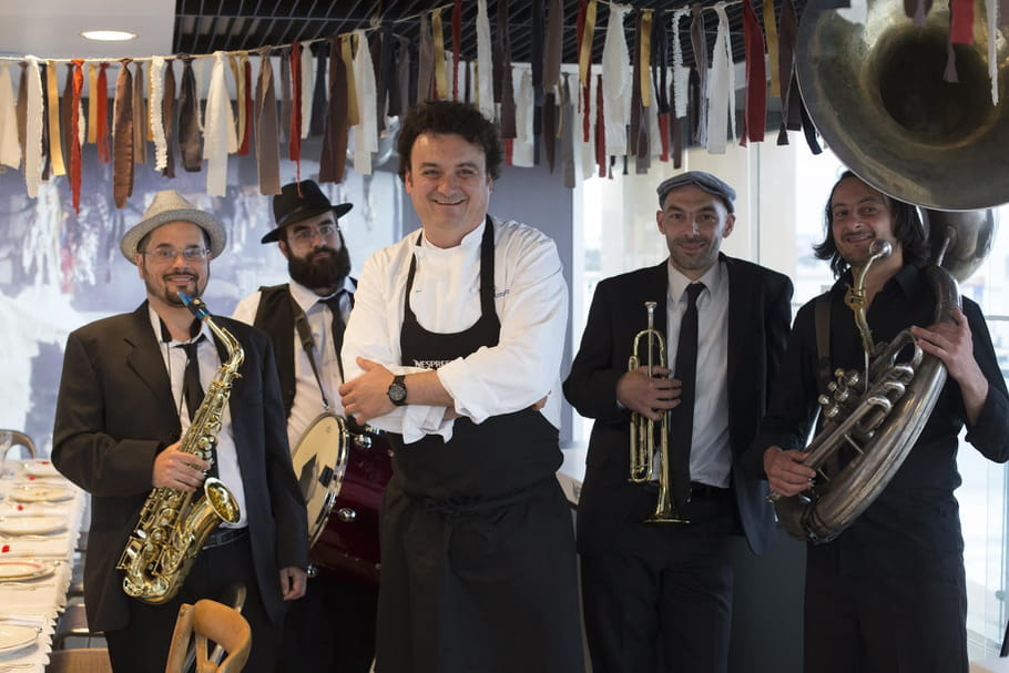 Armand Arnal, chef d'orchestre