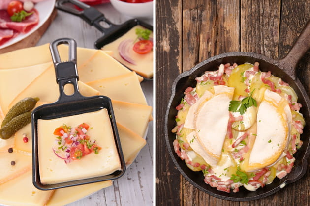 Raclette ou tartiflette?