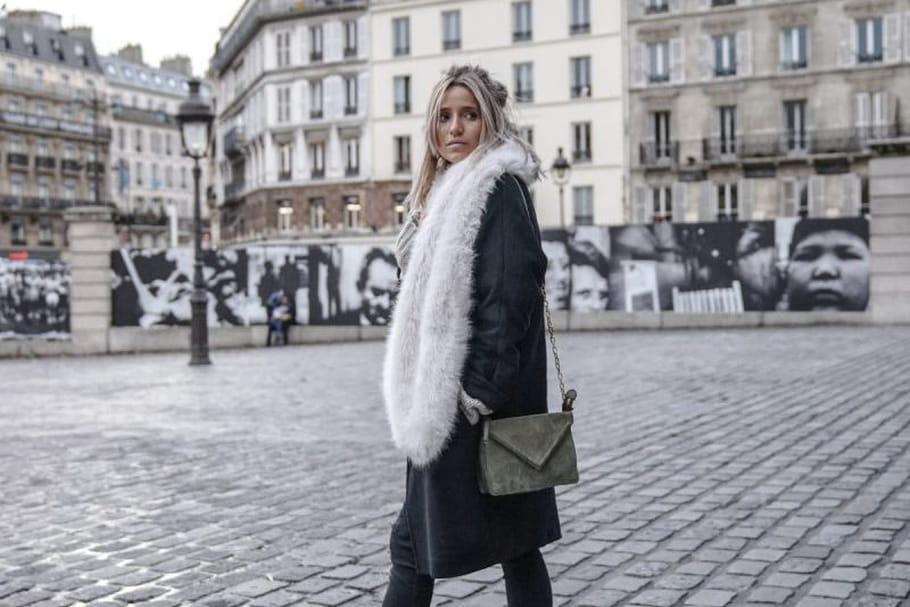 Le look blogueusede la semaine: Noholita, habillée pour l'hiver