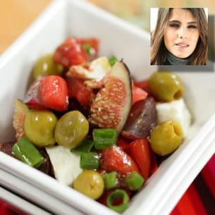 recette préférée karine ferri : olives