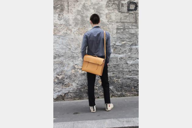 Le sac Le Facteur par Sassi x La Trésorerie