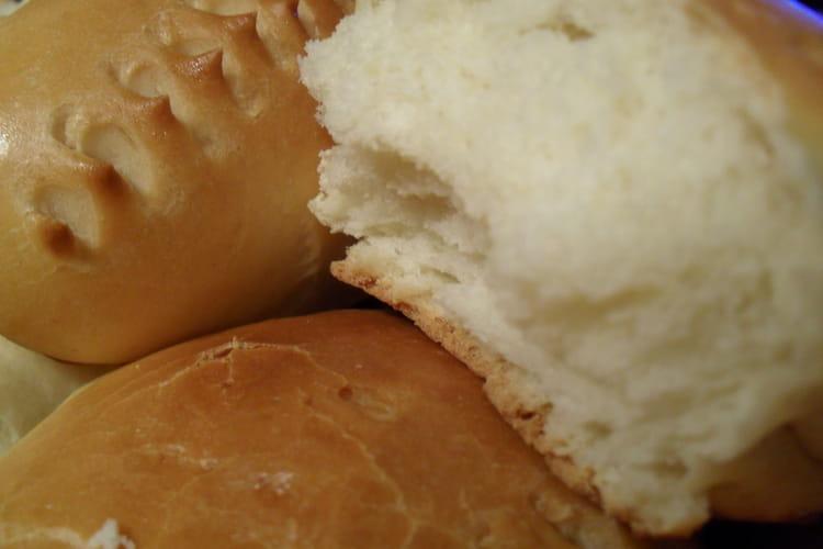 Petits pains au lait maison