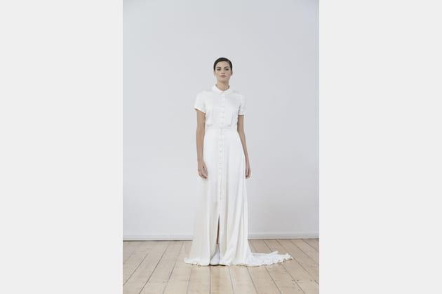 Robe de mariée Perceval, Delphine Manivet