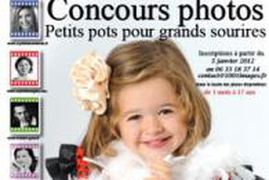 Secours populaire : des petits pots contre une photo