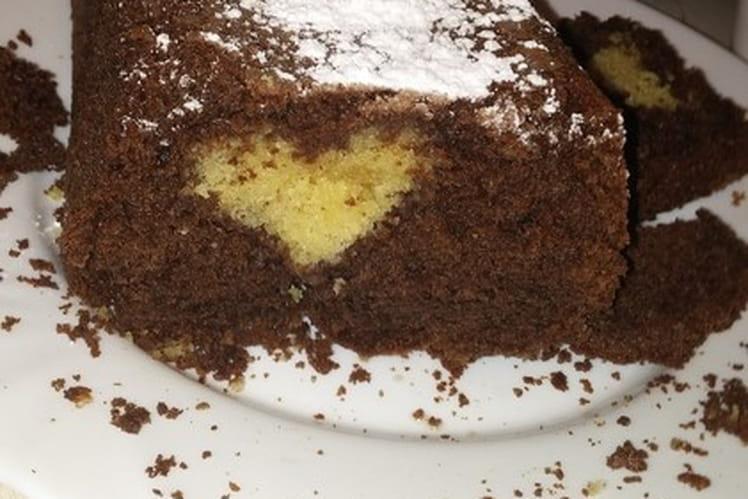 Gâteau caché inratable