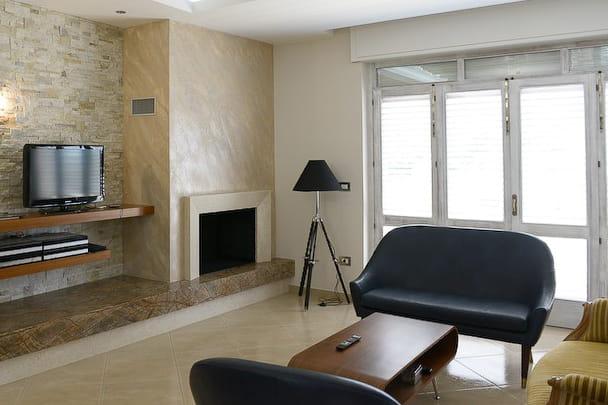 canap en cuir seattle de. Black Bedroom Furniture Sets. Home Design Ideas