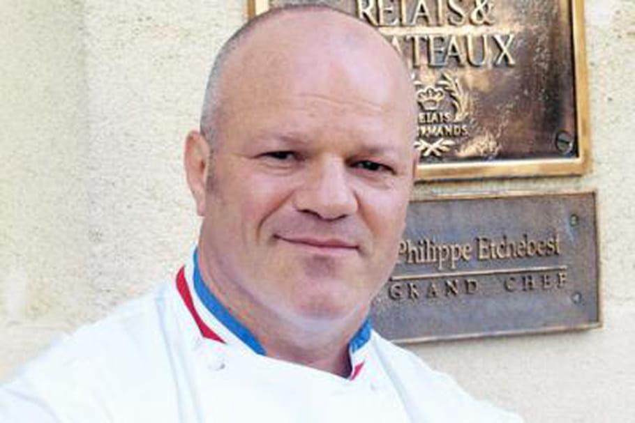 Philippe Etchebest, sur la route de Top Chef