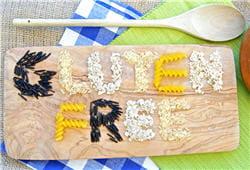 le gluten entre dans la composition de la plupart des céréales.