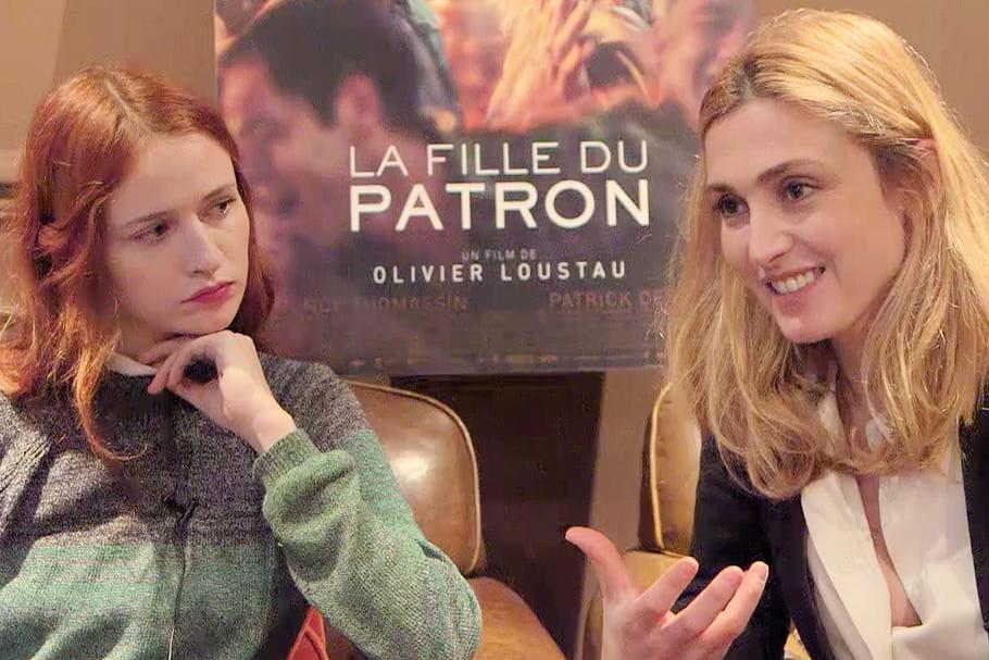 """Julie Gayet et Christa Theret : """"Une femme est féministe par essence"""""""