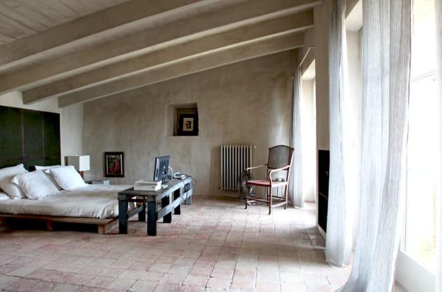 Une chambre authentique