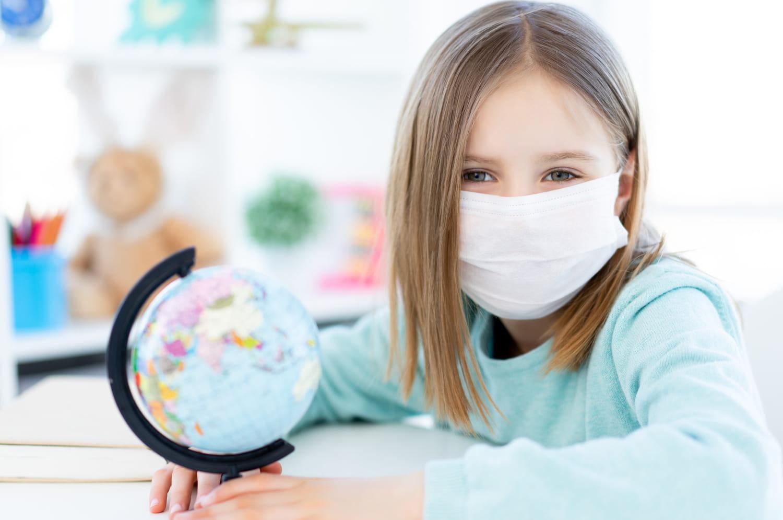 Protocole sanitaire à l'école: le niveau selon les départements