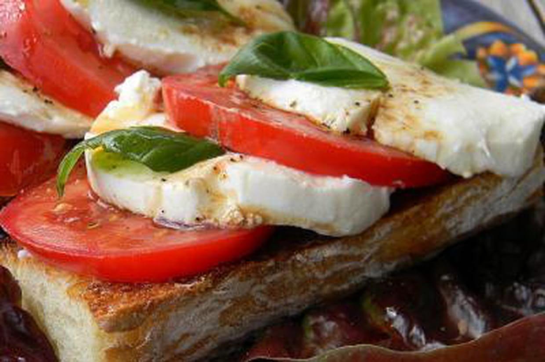 25 recettes tomate mozzarella - Cuisiner la mozzarella ...