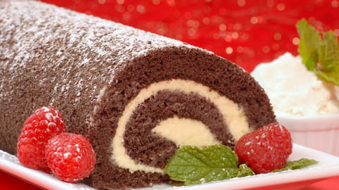 Comment réussir gâteaux roulés