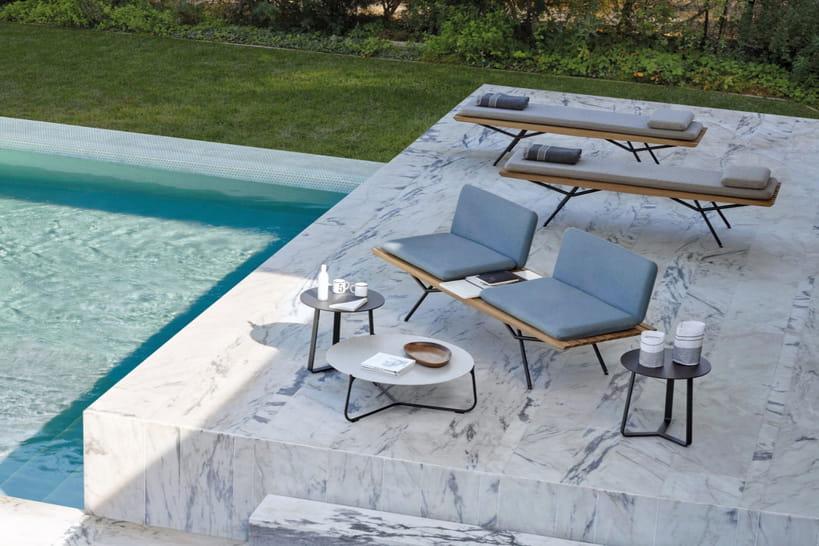 21 salons pour un jardin version grand luxe