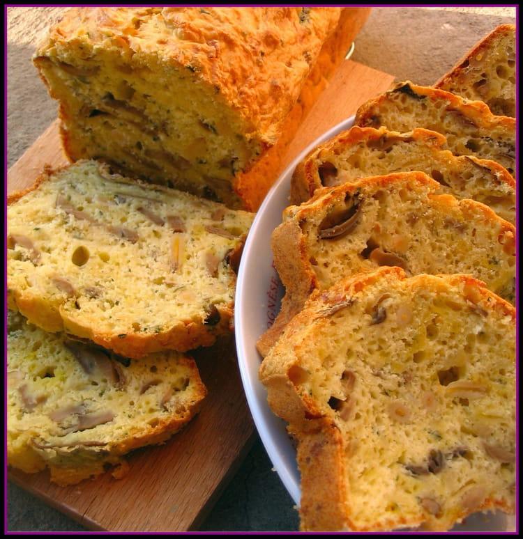 Recette Cake Oignons