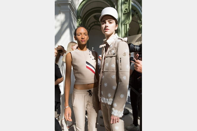 Moncler Gamme Rouge (Backstage) - photo 21
