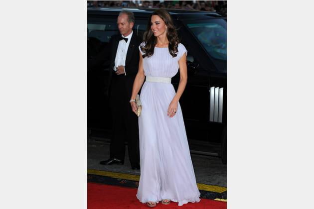 Kate Middleton le 9juillet 2011