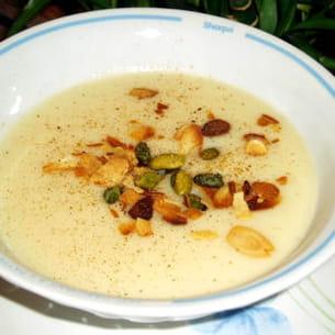 velouté de chou-fleur