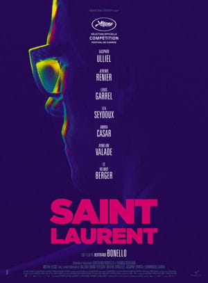 le film 'saint laurent' de bertrand bonello, sortie officielle le 24 septembre