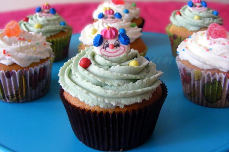 Cupcakes enfantins