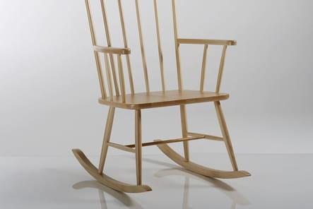 Rocking chair Jimi par La Redoute Intérieurs