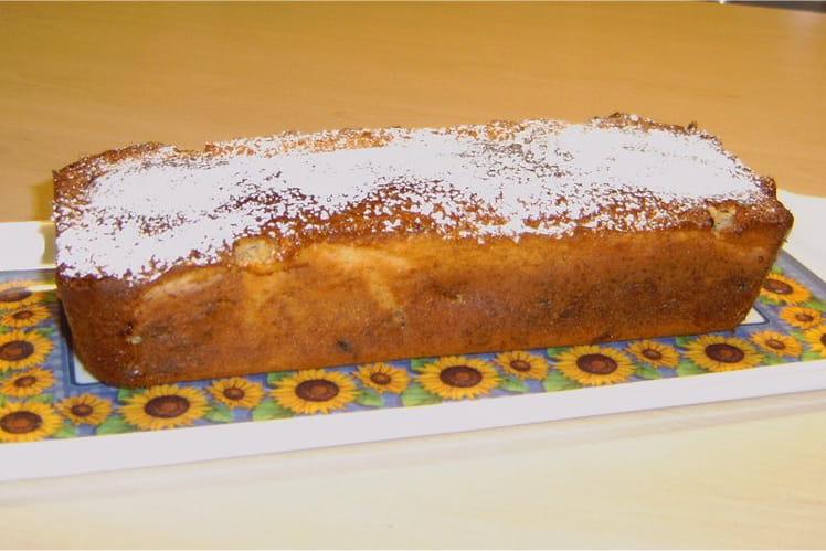 Cake aux mendiants