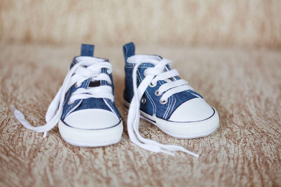 88ce39372c51e A quel âge acheter des chaussures pour bébé