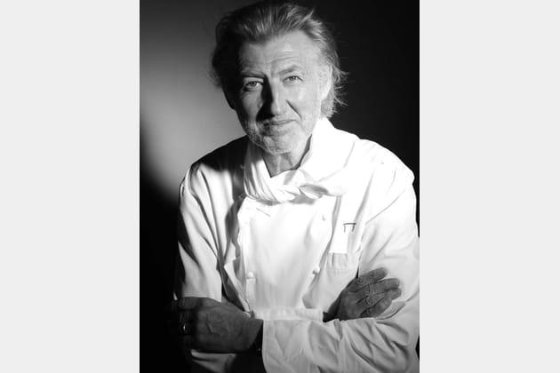 Pierre Gagnaire, chef du restaurant Pierre Gagnaire