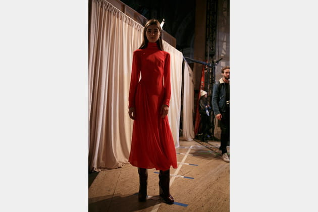 Victoria Beckham (Backstage) - photo 8