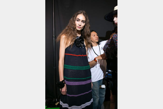 Sonia Rykiel (Backstage) - photo 33