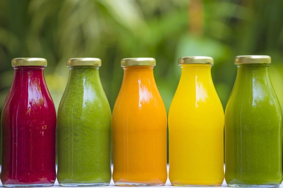 Cures de jus: pour maigrir, ça marche ou pas?