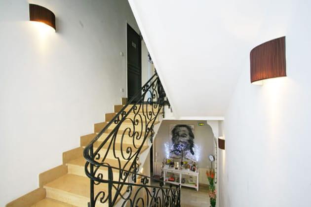 Escaliers mêlés