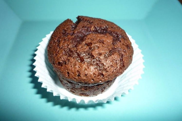 Muffins tout choco inratables