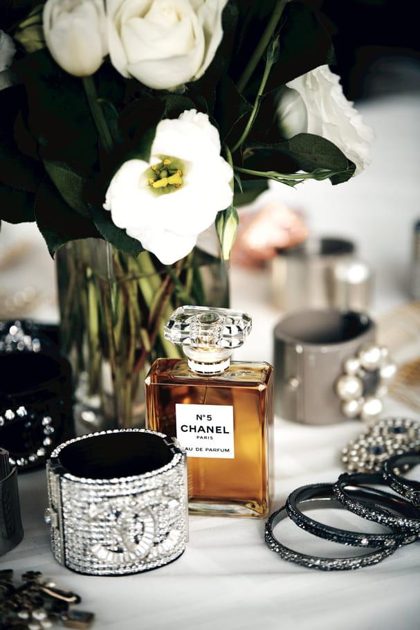 Chanel N°5, ce bijou de peau