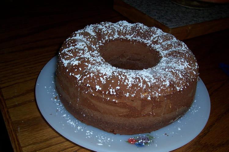 Gâteau au vin