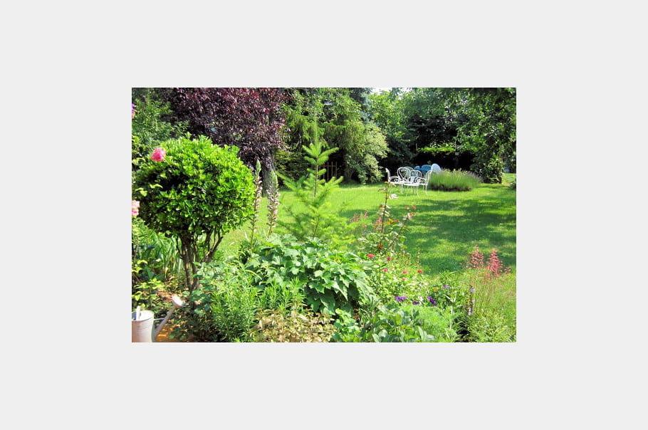 Le jardin clos jardins de lecteurs journal des femmes for Jardin clos