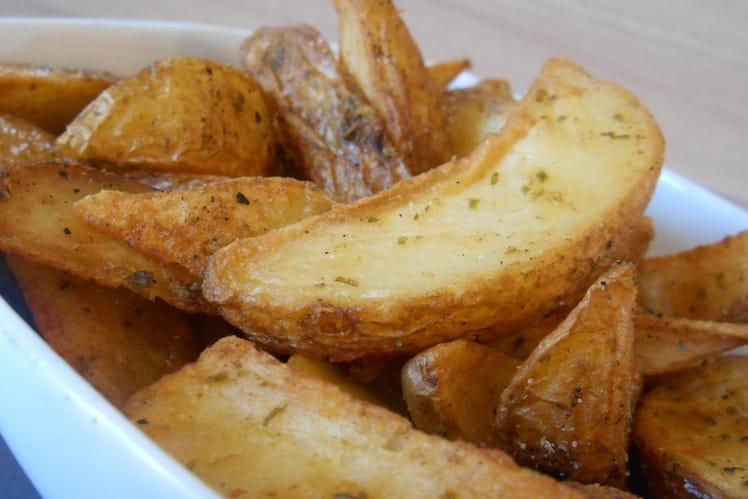 Potatoes au four au thym et paprika