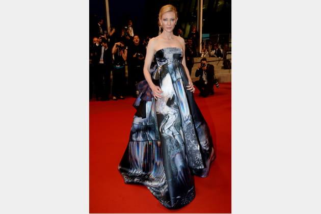 Cate Blanchett le 17mai 2015