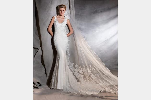 Robe de mariée Oriana, Pronovias