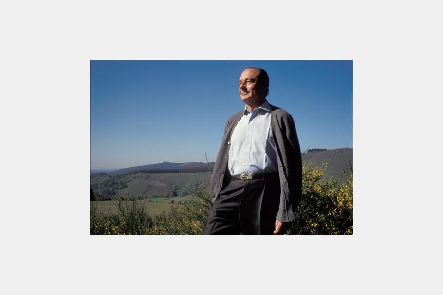 Jacques Chirac : retour aux racines