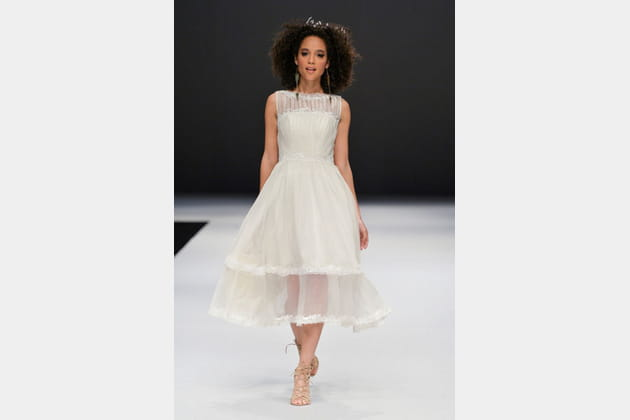 La robe faussement timide Ivy & Aster