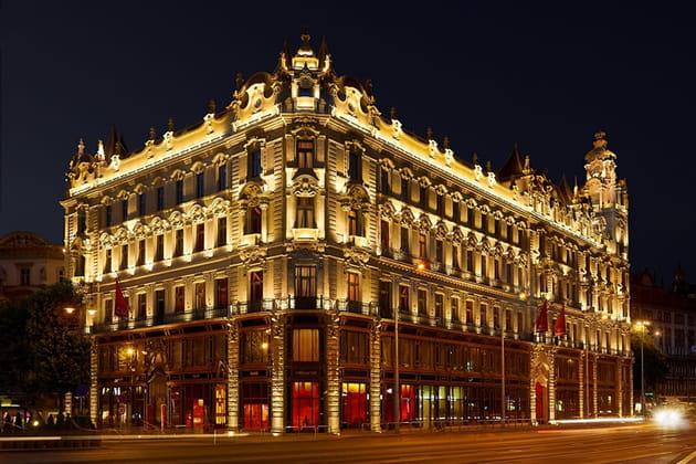 Les plus beaux hôtels de Budapest : le Buddha-Bar Hôtel