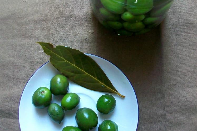 Olives à la salamoia