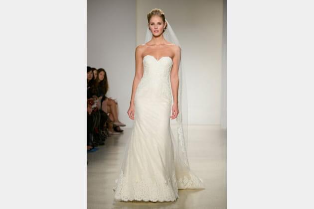 La robe près du corps Anne Barge