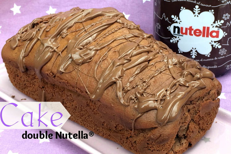 Cake double Nutella