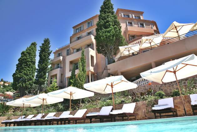 Yaktsa Hotel, couleur provençale