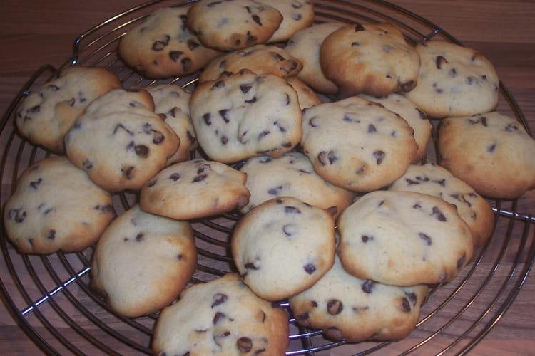 Cookies aux pépites de chocolat hyper simples