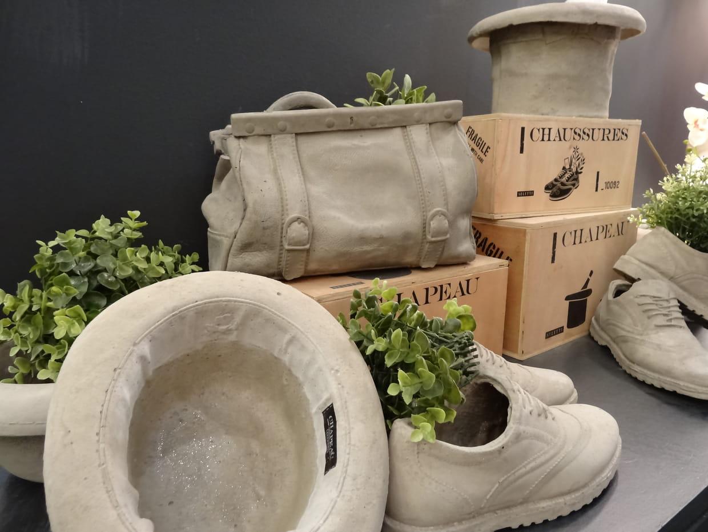 Vases et pots en ciment de seletti - Pot en ciment ...
