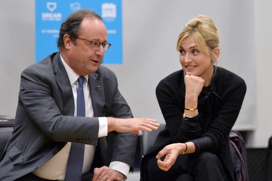 Julie Gayet et François Hollande: leur vie de couple explosive